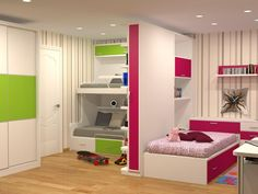 dormitorio juvenil - Buscar con Google