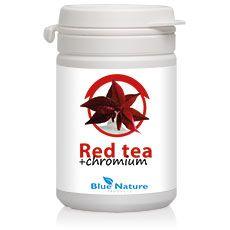 (30 kapsúl)  Ideálne pre tých, ktorí chcú schudnúť bezpečne a efektívne. Každá kapsula obsahuje extrakt z červeného čaju a chelát chrómu - perfektná kombinácia pre urýchlenie spaľovanie tuku. Ak máte záujem o produkt kontaktujte nás TU - podporuje trávenie - zrýchľuje metabolizmus - znižuje hladinu cholesterolu - reguluje hladinu glukózy v krvi - podporuje spaľovanie tuku Odporúčaná denná dávka 2 kapsule obsahuje 500 mg extraktu z červeného čaju a chelát chrómu 37? G (92,5% RDA).