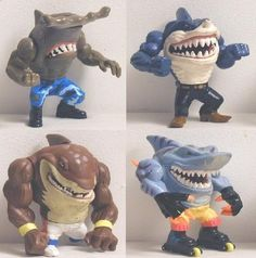 These aquatic bros: | 45 Incredibly Manly '90s Products That Boys Begged Their Parents For
