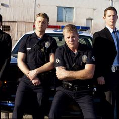 Southland-if you like cop shows, you will love Southland. Gritty, well-written and real.