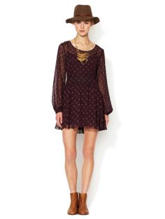 Baby Dee Dress by Free People