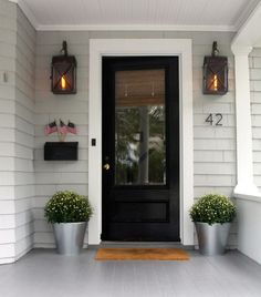 Image result for white front doors