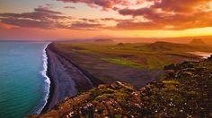 Midnight Sun   Iceland  By Joe Capra