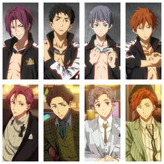 Samezuka boys can do both. samezuka boys can do both free eternal summer, free anime Free Eternal Summer, Manga Anime, Anime Art, Hot Anime Boy, Anime Guys, Male Character, Splash Free, Makoharu, Free Iwatobi Swim Club