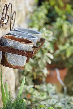 Rustic gardening