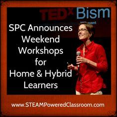 Announcing SPC Weekend Workshops