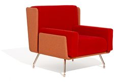 Architecture & Associés Contract Lounge Chair - Knoll