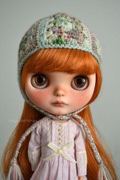 Blythe Doll Custom. Flickr