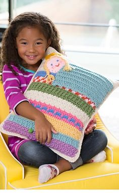 Princess and the Pea Pillow ~ free pattern ᛡ