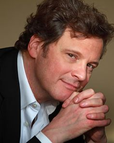 May I present to you Mr Colin Firth ladies!
