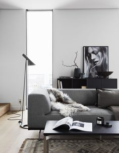 Stylish newly build - via Coco Lapine Design