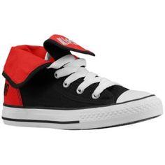 8093784fe9e3 Converse All Star Super - Little Kids - Sport Inspired - Shoes - Black Varsity  Red