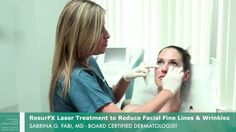 Fractional laser skin resurfacing  is an effective procedure for the treatment of wrinkles, fine lines, brown age spots, acne.At Cosmetic Laser Dermatology, our San Diego dermatologists are experts with fractional resurfacing laser treatments to improve the appearance of the skin.
