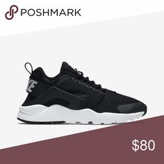 Black and white Nike Shoes Sneakers Black And White Nikes, White Nike Shoes, Huaraches, Nike Huarache, Shoe Game, Nike Women, Nike Air, Shoes Sneakers, Best Deals