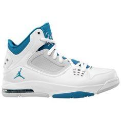 658228e337b Jordan Flight 23 RST - Men's - Basketball - Shoes - White/Military Blue/