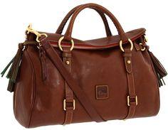 Shop for Florentine Vachetta Satchel Handbags by Dooney & Bourke at ShopStyle. Now for $398.
