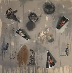 Jaco Benade Trophy oil on canvas 110 x 110 cm South African Art, Jaco, Source Of Inspiration, Oil On Canvas, Contemporary Art, Artists, Design, Artist