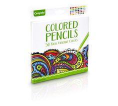 50 ct Colored Pencils