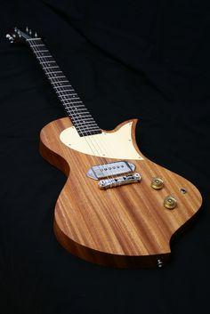 Ravelle Teenage Kick Model#000 ERIC STIEGLER Custom - This is an absolutely beautiful axe!!!