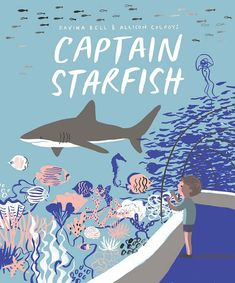 Captain-Starfish.jpg (832×1000) - anxiety and social issues