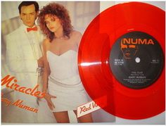 At £5.20  http://www.ebay.co.uk/itm/Gary-Numan-Miracles-Red-7-Vinyl-Mint-Condition-Numa-NU-13-Stunning-Record-/251143629286