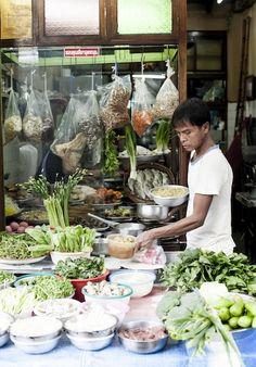 Thailand Market, NAM PRIK PAO
