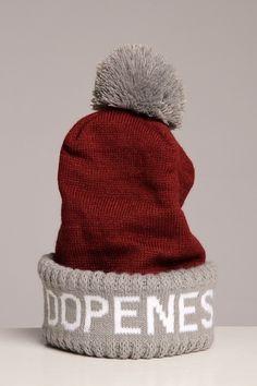 0f0e32df8c  hats  headgear  beanies  knitcaps  grey  red  dope  dopeness