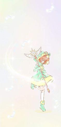 Chill Wallpaper, Anime Scenery Wallpaper, Cute Anime Wallpaper, Iphone Wallpaper, Fan Anime, Anime Art, Sakura Kinomoto, Arte Sailor Moon, Xxxholic