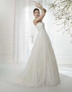 Wonderful bride dress