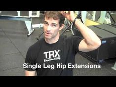 5 TRX Moves With Low Anchor Point - YouTube