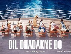 Exclusive First Look Of Dil Dhadakne Do | StarsCraze