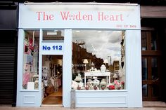 The Wooden Heart, Byres Road, Glasgow