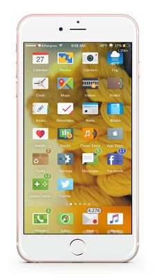 Looking for the� best themes for iOS 9 ?�Well, I have listed the top new iOS themes  for all iDevic...