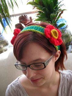 Bellossom Headband. $12.00, via Etsy.