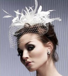Bridal Accessories | Suggestions of bridal hair accessories | My Wedding Dream