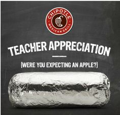Chipotle: Buy One, Get One FREE Burrito, Bowl, Salad, or Order of Tacos (Teachers --May 6) - Money Saving Mom®