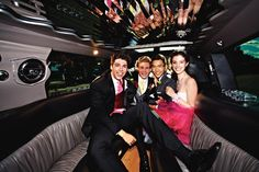 Start the party before you even get to #prom! #PromNation
