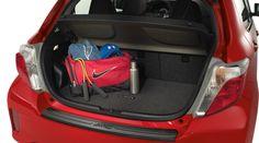 2013 #Toyota #Yaris Cargo Mat