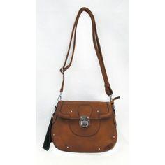 http://purpleleopardboutique.com/1609-4258-thickbox/brown-deyce-purse-with-gunmetal-detail.jpg Brown Deyce purse.
