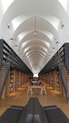 Biblioteca Manica Lunga