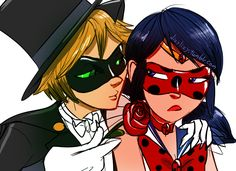 "dizylizy: Miraculous Ladybug x Sailor Moon ""i'm sure this crossover has been done to death, but ¯\_(ツ)_/¯ """