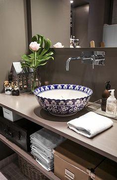 ideas para decorar un baño actual