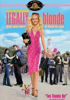 Legally Blonde (2001) Reese Witherspoon is all haughty sizzle as Elle Woods, a Valley Girl overachiever who, jilted by Ivy League-bound boyfriend Warner (Matthew Davis), decides to one-up him by enrolling at his law school. But instead of drowning, Elle excels in the legal arts. Warner's suitor, Vivian (Selma Blair), does her best to deride Elle at every turn, but it's Elle who charms the effete Eastern snobs and proves that blondes really do have more fun.