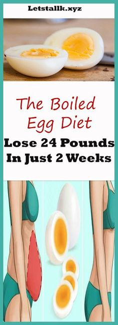 Boiled Egg Diet – Lose 24 Pounds In Just 2 Weeks! Unbelievable#health #beauty #getrid #howto #exercises #workout #skincare #skintag #bellyfat #homeremdieds #herbal
