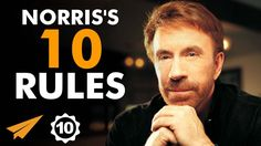 Chuck Norris's Top 10 Rules For Success
