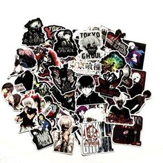 Tokyo Ghoul – Silvlining.com dein Shop für Lepin, Anime und Merchandise Tokyo Ghoul, Picture Show, Skateboard, Graffiti, Horror, Packing, Japan, Stickers, Toys
