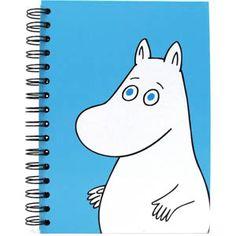Moomin Note A5: Moomin