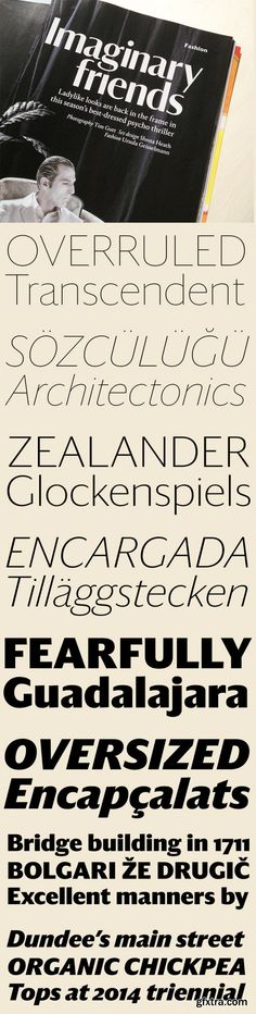 Darby Sans Font Family $350