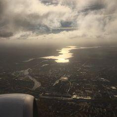 Always nice to come home after a trip... #hollandfromabove #klm #HKf Kijk voor meer info op www.heleenklop.nl