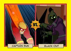 Battle Card #1 Vacation Bible School, Battle, Superhero, Fun, Superheroes, Funny